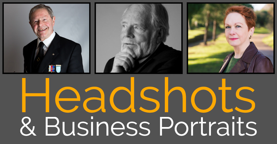 headshots & business portraits
